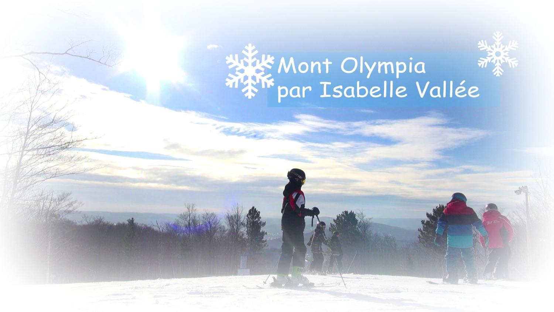 Mont Olympia par Isabelle Vallée