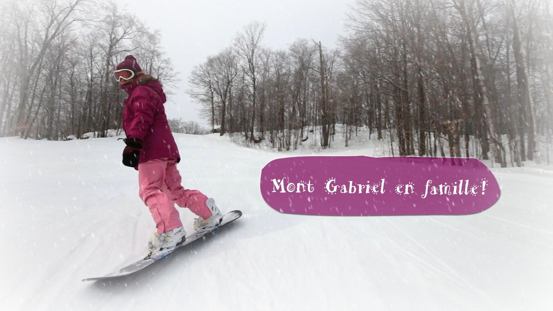 Mont Gabriel par Mélissa Vaillancourt