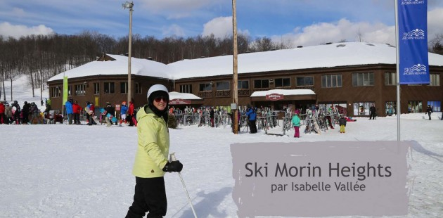 Un week-end de ski à Morin-Heights