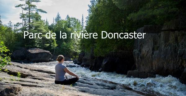 Pêche, randonnée et bain de soleil au parc de la rivière Doncaster!