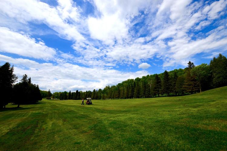 Club de golf Estérel