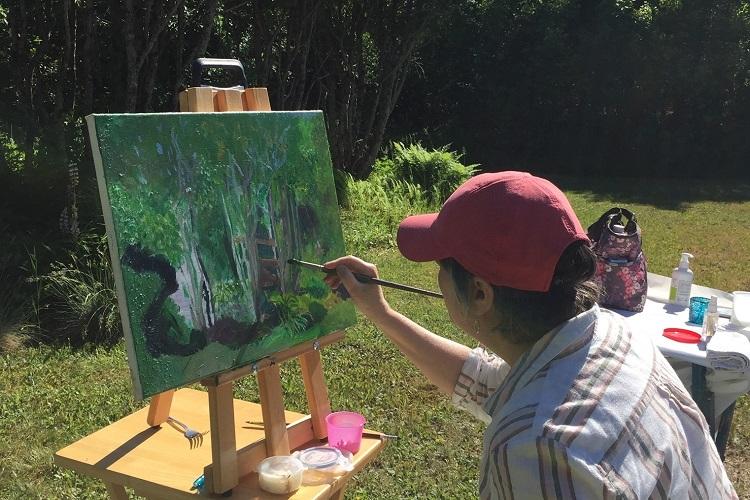 Artistes de chez nous, les Sorties Nomades