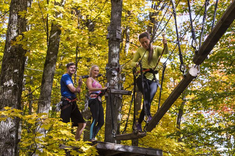 Acro-Nature Sommet Morin Heights
