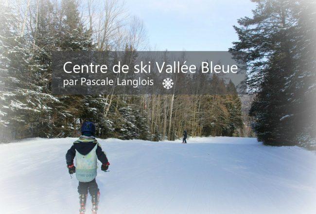 Vallée Bleue par Pascale Langois