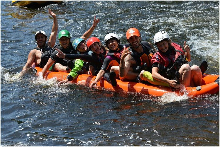 Nouveau Monde Rafting