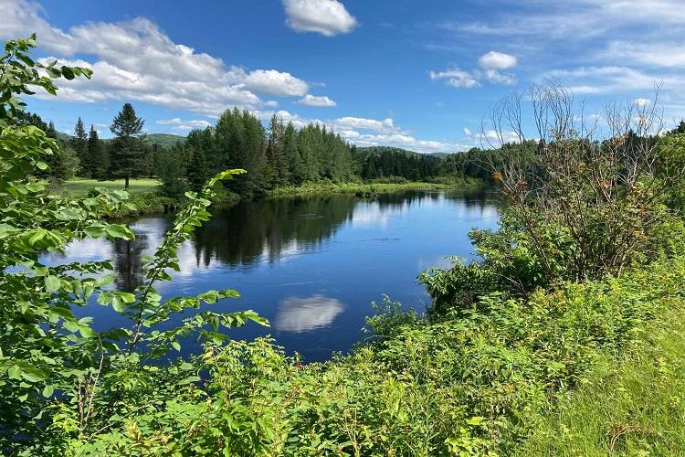 Plage Jean-Guy-Caron – lac Rond